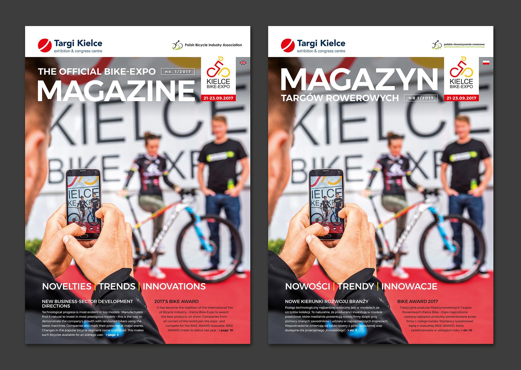 Magazyn targów Kielce Bike-Expo-1